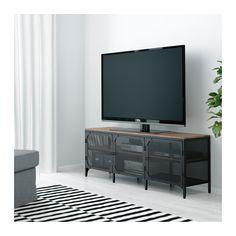IKEA FJÄLLBO TV bench 150x54cm Black