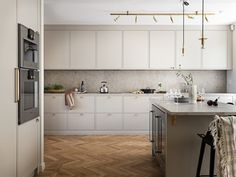 Decor Top Of Kitchen Cabinets is agreed important for your home. Whether you pick the Painting Colors For Kitchen Walls or Painting Ideas For Walls Kitchen, you will make the best Kitchen Decor Ideas Apartment for your own life. Farmhouse Style Kitchen, Modern Farmhouse Kitchens, Kitchen Dining, Kitchen Decor, Rustic Kitchen, Design Page, Layout Design, High End Kitchens, Cool Kitchens