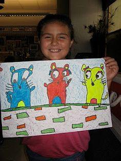 90 Ellen Stoll Walsh Activities Ideas Mouse Paint Activities Mouse Paint Activities