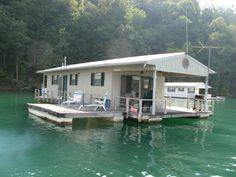 The Appeal of Water, Comfort and a Porch all Rolled into One!