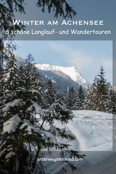#reisen #wintersport #wandern #langlauf #tirol #alpen Reisen In Europa, The Mountains Are Calling, World Pictures, Places To Go, Road Trip, Adventure, Nature, Travel Europe, Bergen