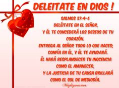JESUS PODEROSO GUERRERO: SALMOS 37:4-6