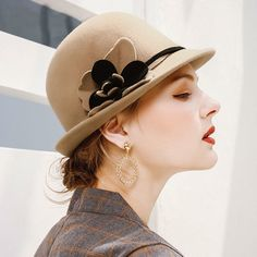 e012a4119bc09c Cheap fedora hat, Buy Quality fedora hat for woman directly from China  derby hat Suppliers: FS Fascinator Lace Bowknot Summer F… | Hats For Women  Derby ...