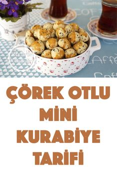 Her deneyen tarifini istiyor – Kurabiye – The Most Practical and Easy Recipes Mini Bun, Biscuit Cookies, Pastry Cake, Turkish Recipes, Food Design, Healthy Desserts, Food Art, Cookie Recipes, Food And Drink