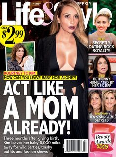 Kourtney Kardashian to Kim Kardashian: Act Like a Mother!!!