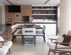 apartamento moderno clean Camila Klein (Foto: Renato Elkis / divulgação)