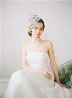 Hope and Grace - Wedding Blog #wedding #bride #bridal #accessories #headwear #headpiece #vintage #grey #gray www.hopeandgrace.co.uk