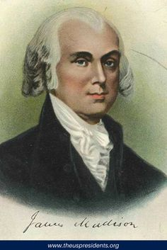 James Madison Quotes | Born on March 16, 1751, in Port Conway, Virginia, James Madison wrote the first drafts of the U.S. Constitution, co-wrote the Federalist Papers and sponsored the Bill of Rights.