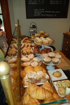 Awhmazing Pastries ~ Thomas Keller's Bouchon Bakery, Yountville, Napa Valley