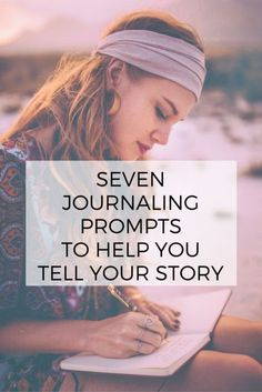 It's not just a journal entry, it's self-care with every line written. If you're feeling at a loss over what to write, eBay can help you find your words with these prompts to help you tell your story.