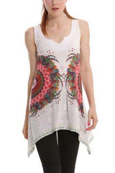 "Desigual T-Shirt ""Clyde"", 42T2578   Fun Fashion   CanadaFun Fashion Online Boutique"