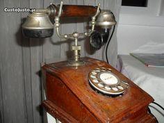 TELEFONE muito antigo bem conservado funçionar no Porto