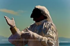 Pulcinella - The mask of Naples