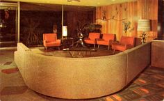 The lobby of the Hotel Sahara in Las Vegas, circa 1962. Description from pinterest.com. I searched for this on bing.com/images