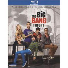 Big Bang Theory: Season 3 (Blu-ray)