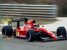 Jean Alesi, the worlds coolest Frenchman!