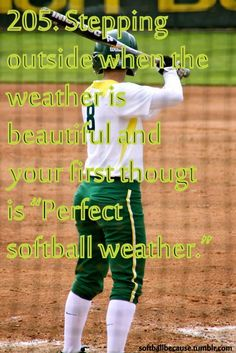 Inspirational Softball Quotes, Funny Softball Quotes, Soccer Memes, Softball Pictures, Sport Quotes, Softball Pitcher Quotes, Cheer Pictures, Softball Workouts, Softball Drills
