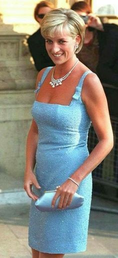 Princess Diana. The unforgettable and lovely Queen of Hearts.