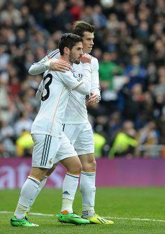 Isco and Gareth Bale #footballislife