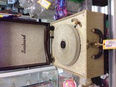#covet. Vintage Record player