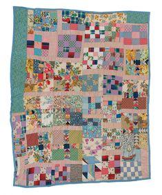 Scrappy Quilt Patterns, Sampler Quilts, Scrappy Quilts, Primitive Quilts, Antique Quilts, Vintage Quilts, Hand Quilting, Quilting Tips, Gees Bend Quilts