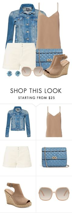 """""""Untitled #1474"""" by gallant81 ❤ liked on Polyvore featuring Superdry, L'Agence, A.L.C., Valentino, Chloé and Effy Jewelry"""