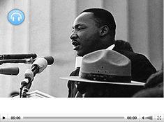 """This lesson plan allows students to review literary terms, rhetorical devices and figurative language with a scavenger hunt through """"I Have a Dream"""" speech. Then you can have students discuss or write about the speech using the literary terminology. This lesson can be modified to work well for everyone from students just learning about metaphor for the first time to AP students reviewing for their upcoming exams."""