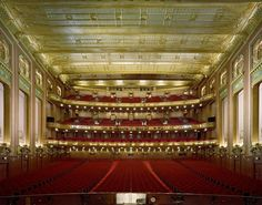 Civic Opera House, Chicago, Illinois