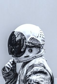 Best Photography Space Suit images on Designspiration Astronauts In Space, Major Tom, Photocollage, Its A Mans World, Space And Astronomy, Logo Nasa, Constellations, Science Fiction, Sci Fi
