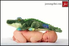 Florida Gator Baby!