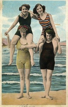 Image result for vintage public domain painting beach