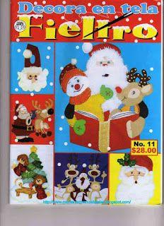 moldes navideños para navidad