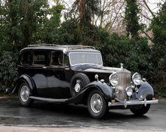 1938 Rolls Royce Wraith Limousine
