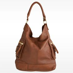 Linea Pelle Dylan Large Shoulder Handbag ($249) ❤ liked on Polyvore featuring bags, handbags, shoulder bags, etc, purses, bags/etc, hand bags, genuine leather shoulder bag, purse shoulder bag and brown purse