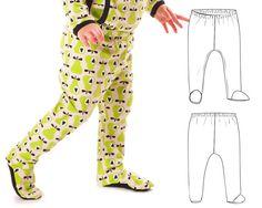 footie leggings : 008 - Brindille & Twig
