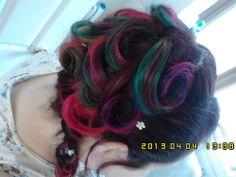rainbow hair up (45)