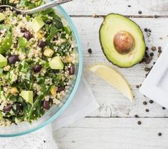 À lire sur#fraichementpresse : salade d'avocat kale et quinoa #homemade #yummy #vegetarian #kale #quinoa #avocado #avocadolover #instafood #omnomnom #foodielife #foodie#foodiepics #foodgasm #foodiesfeed#igfoodie #foodieblogger #instagood#foodstagram #instafoodie #foodieat #foodiegram #mtlblogger #eatmtl#mtlfoodie #foodblogger #healthy #lunch