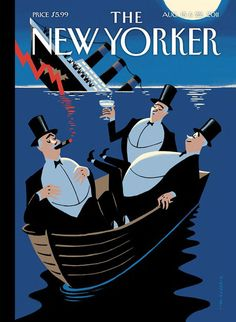 The New Yorker Aug 15&22, 2011