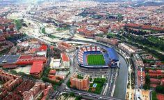Vicente Calderon Stadium ATLETI