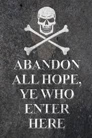 All Posters- Abandon All Hope Pirate Poster (Dante's Inferno) Pirate Signs, Pirate Art, Pirate Life, Pirate Theme, Pirate Skull, Pirate Woman, Pirate Birthday, Best Movie Posters, Movie Poster Art