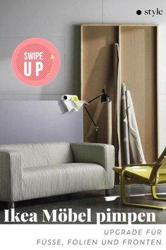Günstig gern, 08/15 bitte nicht. Der Struggle mit den #Ikea-Möbeln ist Folgender: Sie passen exakt in unser #Budget, stehen aber in gefühlt jeder zweiten #Wohnung. Unser heissgeliebter #Individualismus kommt da natürlich viel zu kurz. Und nun? Wird geschummelt. Diese Brands helfen dabei. #möbel #wohnen #living #wohnideen Home Office, New Swedish Design, Budget, Interior, Gallery, Home Decor, You're Welcome, Ad Home, Nice Asses