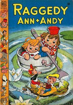 *RAGGEDY ANN & ANDY