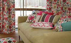 Anna Bond of Rifle Paper Co. fabric collection for Villa Nova. I want it alll!!!!