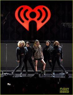 Taylor Swift Rocks Jingle Ball With Ed Sheeran - Watch Now! | taylor swift kiis fm jingle ball 09 - Photo