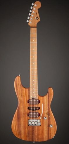Guthrie Govan's new Charvel - I think I'd LOVE to have one!