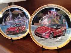 Ferrari dishes