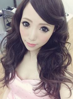 Doll Japanese Makeup | Gyaru