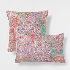 Paisley print cushion - Decorative Pillows - Bedroom | Zara Home United States