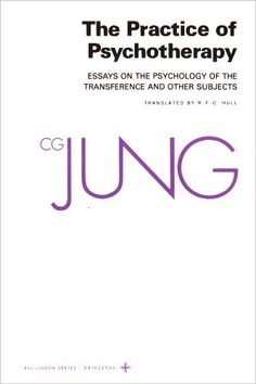 The Practice of Psychotherapy: Essays on the Psychology of the Transference and Other Subjects (Bollingen Series) by C. G. Jung http://www.amazon.com/dp/0691018707/ref=cm_sw_r_pi_dp_T38vub1PGF8DA