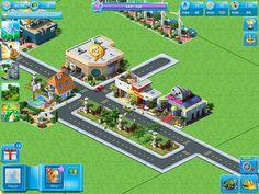 Megapolis App by Social Quantum